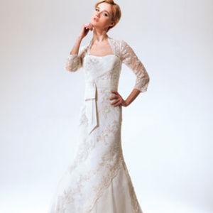 Nalejo Paris by Jlos Wedding Dress NP1955